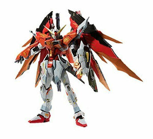 METAL BUILD Gundam SEED DESTINY GUNDAM HEINE CUSTOM Action Figure BANDAI F/S