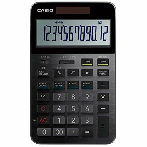 CASIO CALCULATOR S100 12 digit computer with memory function JAPAN Import