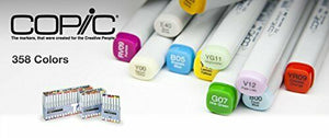 Too Copic Ciao Marker Pen 36 Colors A Set manga NEW w/Tracking# form JAPAN F/S