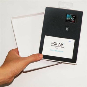 PQI Air Card Wi-Fi built-in SD card adapter microSDHC 32GB comes... Japan Import