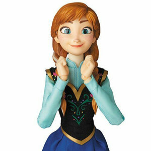MEDICOM TOY RAH Real Action Heroes Frozen Anna 1/6 Action Figure Japan NEW
