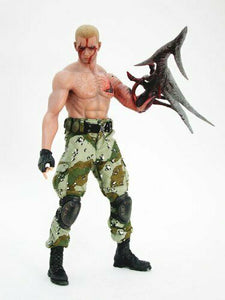 Hot Toys 1/6 Resident Evil Biohazard 4 Jack Krauser Transformation VGM04 Japan
