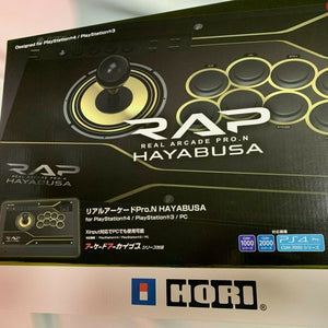 Real arcade Pro.N HAYABUSA for PS4 PS3 PC New Japan free shipping Hit repeatedly