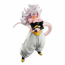 Load image into Gallery viewer, MegaHouse Dragon Ball Gals Android No.21 Transformed Ver. Japan version