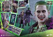 Load image into Gallery viewer, Movie Masterpiece Suicide Squad Joker Purple coat version 1/6 scale figure NEW