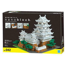 Load image into Gallery viewer, Nanoblock Himeji Castle Special Deluxe Edition NB-042 w/Tracking# form JAPAN F/S