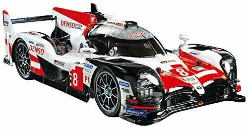 Tamiya 1/10 Electric RC car series No. 665 Toyota Gazoo Racing TS 050 HYBRID