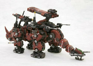 KOTOBUKIYA ZOIDS HMM 017 EZ-004 RED HORN 1/72 Plastic Model Kit NEW from Japan