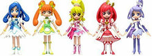 Load image into Gallery viewer, Bandai Doki Doki! Precure Glitter Force  : Glitter Cure 5 Doll Figure set