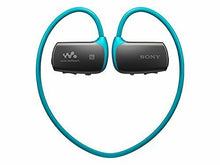 Load image into Gallery viewer, OFFICIAL SONY Headphone Integrated Walkman Waterproof 16GB NW-WS615 L Japan NEW