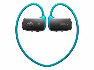 OFFICIAL SONY Headphone Integrated Walkman Waterproof 16GB NW-WS615 L Japan NEW