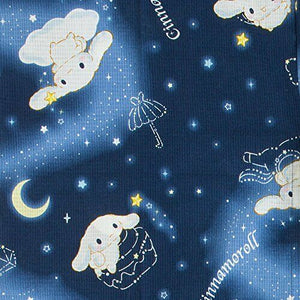 Japan 5553 Cinnamoroll yukata and obi(sash) set for women Sanrio Kawaii