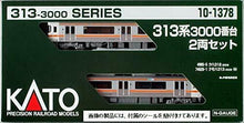 Load image into Gallery viewer, KATO 10-1378 N Gauge 313 Series 3000 Series 2 Set 2 Train Model from From japan