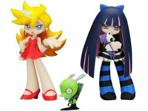 Phat Company Twin Pack+ Panty & Stocking with Chuck Figure from Japan