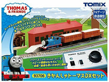 Load image into Gallery viewer, TOMIX N scale Thomas and Friends Thomas DX Set 93706 Model Train Model Set