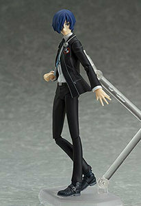 Max Factory Persona 3 Makoto Yuki (Movie Version) Figma Action Figure