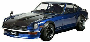 Ignition Model 1/12 Nissan Fairlady Z S30 Blue Limited Completed