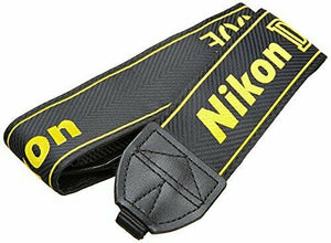 Nikon Neck Strap AN-DC6E for Single-Lens Reflex Camera D800/D800E NEW from Japan