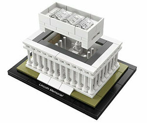 LEGO Architecture Lincoln Memorial Hall 21022