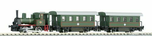 Kato 10-500-1 Steam Locomotive Train Set N scale Japan with Tracking