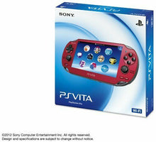 Load image into Gallery viewer, SALE SONY PS Vita PCH-1000 ZA04 Blue Wi-fi Model Console