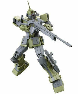 BANDAI HG 1/144 GM Sniper Custom Premium Bandai limited model kit Gundam Origin