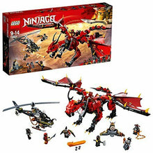 Load image into Gallery viewer, Lego Ninjago Legend Element Dragon: Meryujina 70653 From Japan
