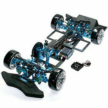 Load image into Gallery viewer, Eagle TA05-RWD-LBL 1/10 Scale RWD GRT Chassis Kit Light Blue from Japan New