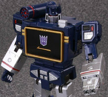 Load image into Gallery viewer, Takara Tomy Transformers Masterpiece MP-13 Soundwave Japan version free shipping