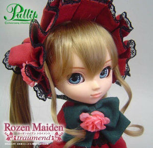 Groove Fashion Doll Pullip / Rozen Maiden crimson F-567 Japan import Figure NEW
