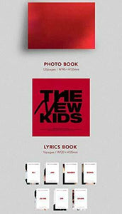 KPOP iKONNEW KIDS REPACKAGE : THE NEW KIDSBlack ver.YGKorea CD