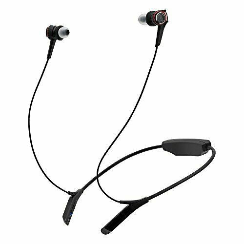 audio-technica-SOLID BASS ATH-CKS990BT Bluetooth In-Ear Canal Headphones