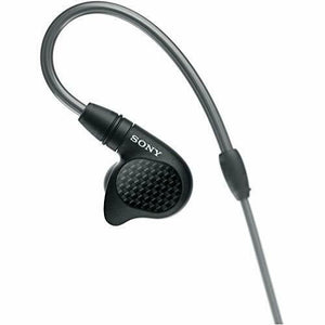 Sony IER-M9 Hi-Res Penta Balanced Armature Driver In-Ear Monitor Headphones NEW