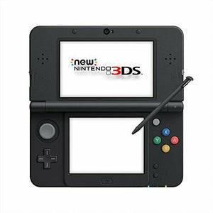 New Nintendo 3DS Black System Model Console kisekae Japan Import