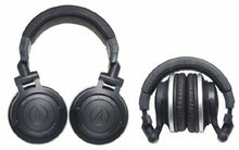 Load image into Gallery viewer, audio-technica ATH-PRO700MK2 Black Professional DJ Monitor Headphones