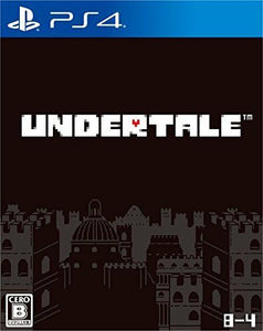 UNDERTALE PS4 Japanese version Brand new Item with factory sealed free shipping