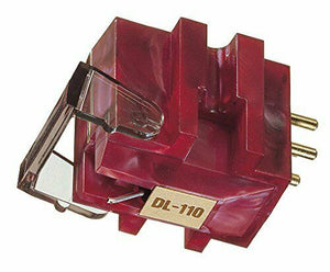 DENON DL-110 MC type cartridge w/Tracking# from JAPAN Free shipping NEW