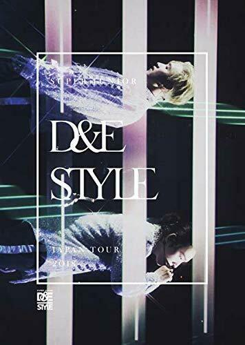 SUPER JUNIOR-D&E-JAPAN TOUR 2018 -STYLE--JAPAN 3 DVD+CD+BOOK Ltd/Ed Z25 qd