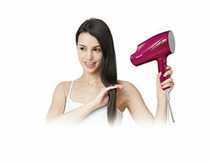 Panasonic Beauty JAPAN HAIR DRYER  nano care  EH-NA98 Rouge Pink AC100V F/S