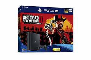PlayStation 4 Pro Red Dead Redemption 2 Pack
