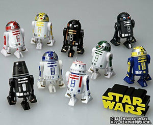 TAKARA TOMY Metal Figure Collection MetaColle Star Wars 03 R2-D2 Action Figure