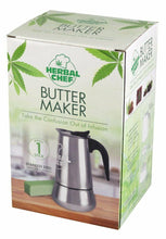Load image into Gallery viewer, Herbal Chef Butter Maker Two Stick Bundle + FREE GIFT Made with stainless steel