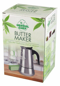 Herbal Chef Butter Maker Two Stick Bundle + FREE GIFT Made with stainless steel