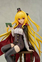 Load image into Gallery viewer, Chara-Ani To Love-Ru Darkness Golden Darkness 1/7 Scale Figure NEW from Japan