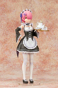 Pulchra Re:Zero -Starting Life in Another World- [Ram] 1/7 Scale Figure