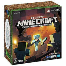 Load image into Gallery viewer, PlayStation Vita Minecraft Special Edition Bundle Japan version
