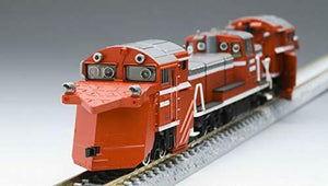 Tomix 2240 JR Diesel Locomotive Type DE15-2500 w/Plow West Japan Type (N scale)