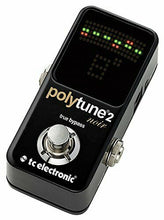 Load image into Gallery viewer, NEW TC Electronic Polytune Noir Mini 2 Pedal Tuner Japan with Tracking F/S