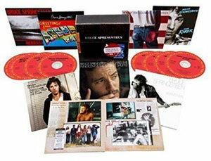 FREE  SHIPPING BRUCE SPRINGSTEEN Album Collection VOL.1  JAPAN MINI LP CD BOX