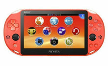 Load image into Gallery viewer, SONY PS Vita PCH-2000 ZA24 Neon Orange Console Wi-Fi model Japan Import F/S NEW